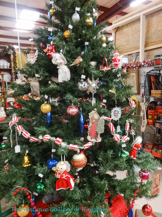 vintage christmas tree decorations dealer 176 booth e4