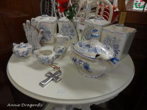 Transferware:  It's Not Just Blue or Chinese