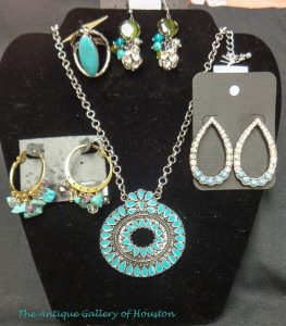 Jewelry inspired by Native American designs