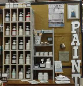 Restoration Supplies:  Not just for DIYers