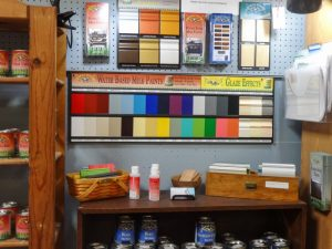 General Paints, and Finishes for Restoration, Dealer 461, G 3, 4
