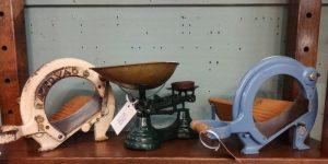 Vintage bread slicers, Booth B4