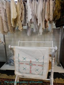 Various size table linens, Booth M1/2